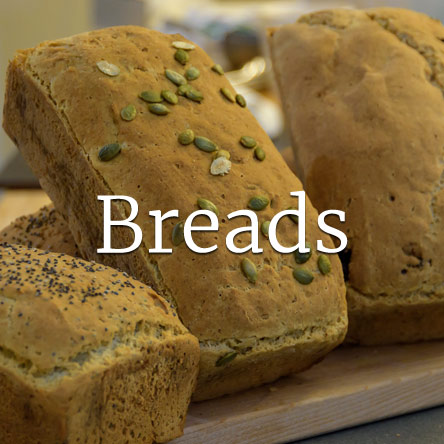 Vegan Bread Loaves