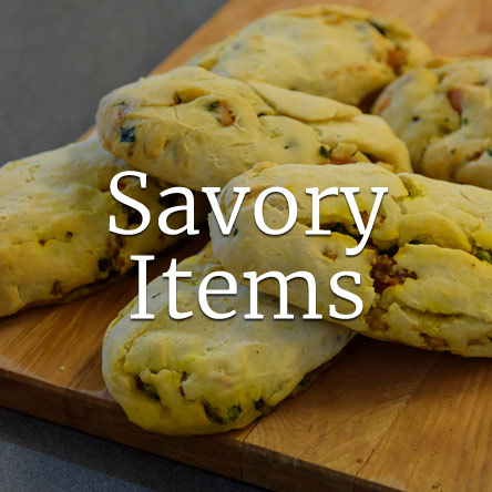 Savory Items