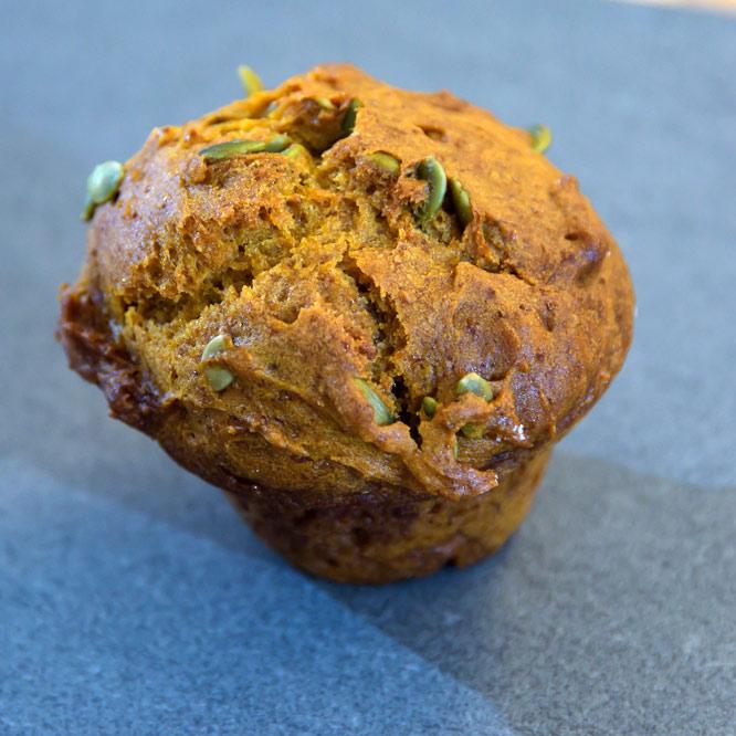 Pumpkin Spice Muffins (6 Or 12)