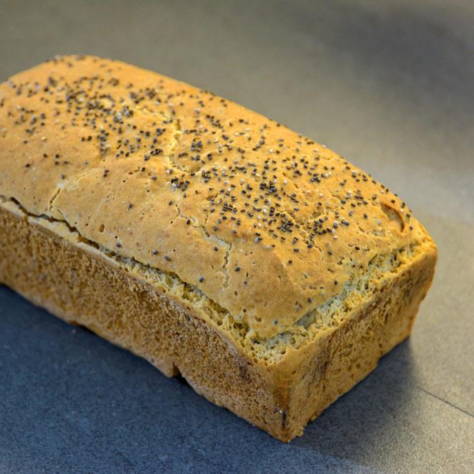 Chia Flax Bread