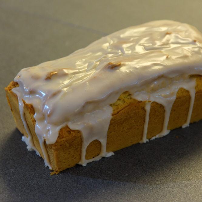 Lemon Loaf (Reg Or Lg)