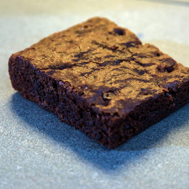 Vegan Brownies (6 Or 12)